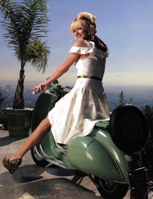 Paris Hilton (6 фото)