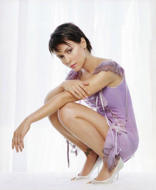 Алиса Милано (8 фото)
