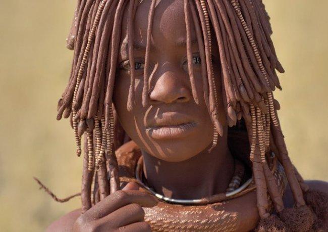 Девушки из Африки (10 фото)