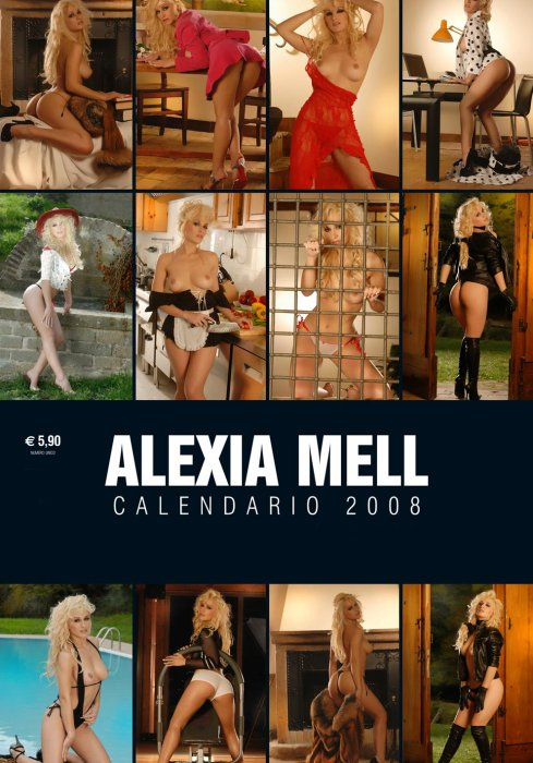 Алексиа Мелл (12 фото)