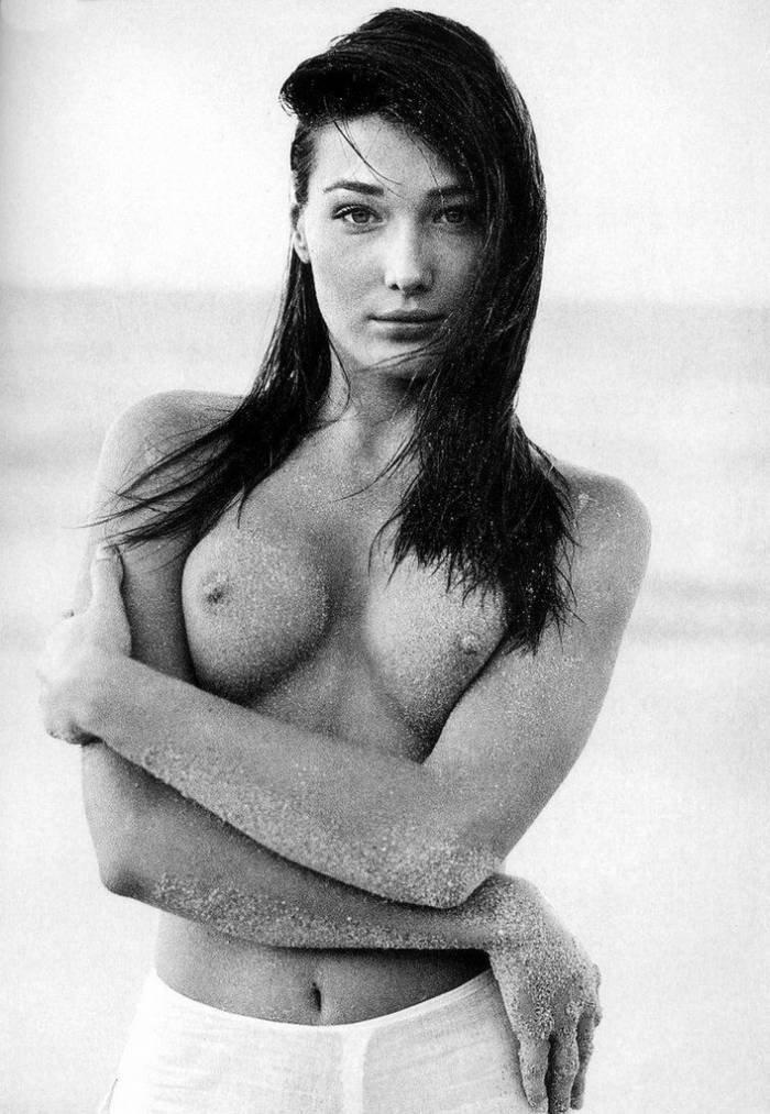 Carla bruni naked porn photo