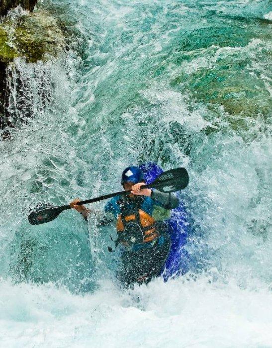 Спуск по реке (12 фото)