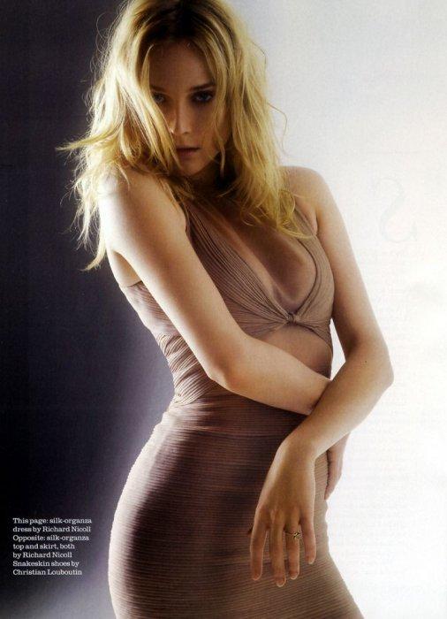 Diane Kruger (4 фото)