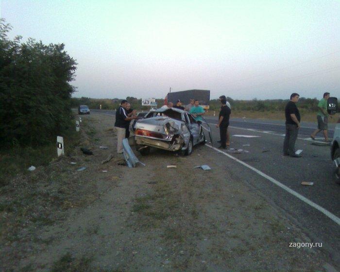 Присланное. Авария в Краснодарском крае (9 фото)