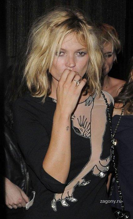 Kate Moss (9 фото)