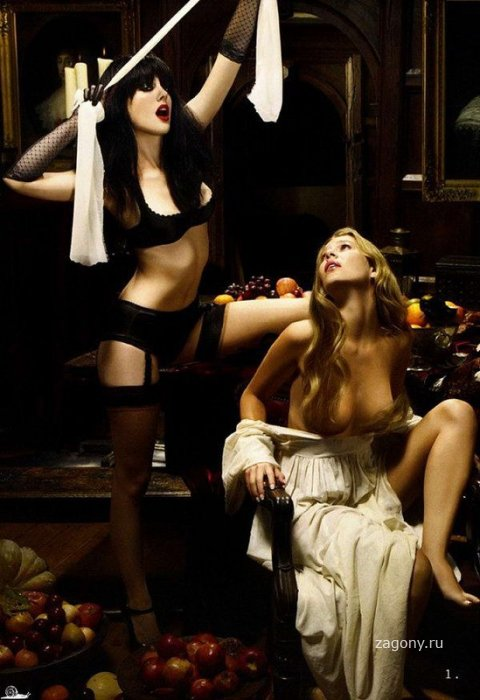 Реклама нижнего белья (14 фото)