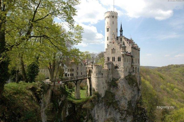 Старинные замки (30 фото)