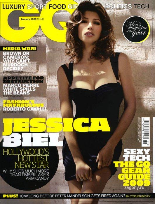 Jessica Biel (6 фото)