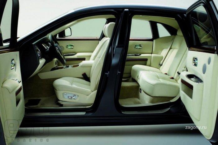 Rolls Royce 200EX (4 фото)