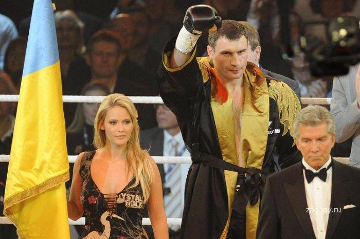 Победа Кличко (9 фото)