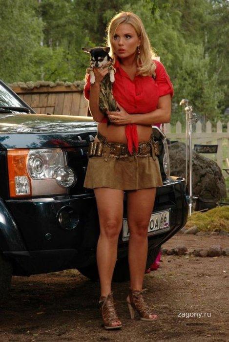 Анна Семенович (6 фото)