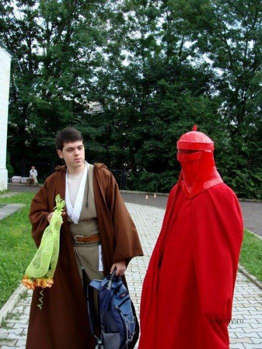 Свадьба на тему Звёздные войны (20 фото)