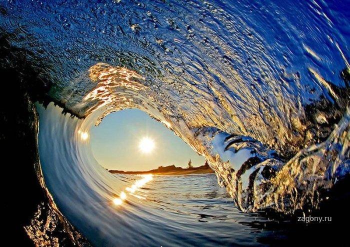 Гавайские волны (21 фото)