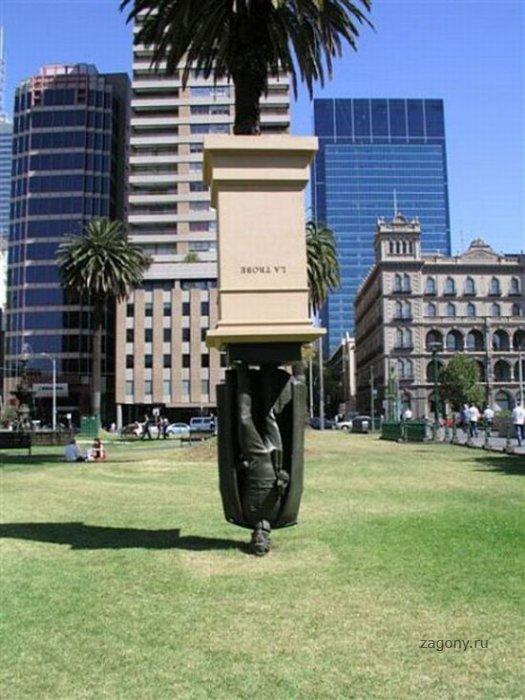 Скульптуры со всего мира (30 фото)