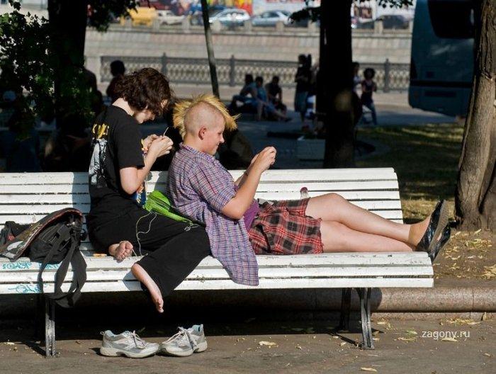Странные люди - фрики по-русски (23 фото)