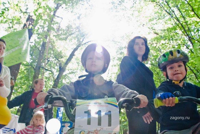 Детские велогонки (15 фото)