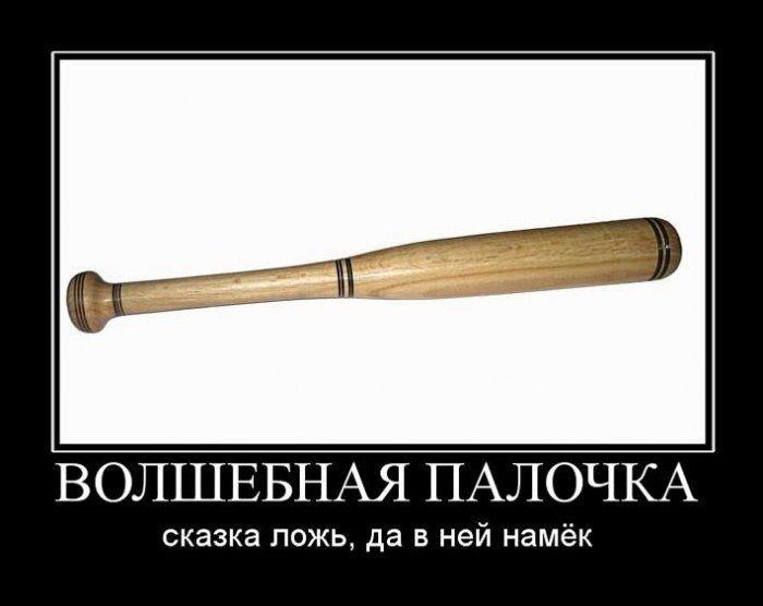 это же палочка демотиваторы пионеры
