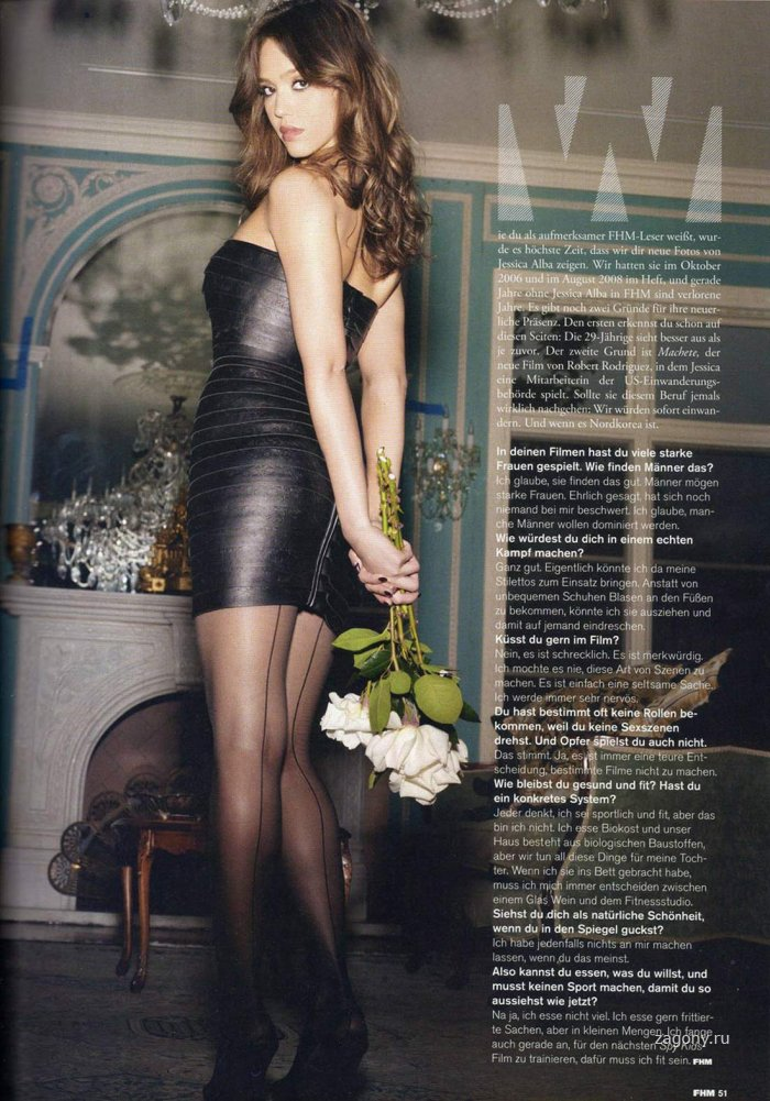 Jessica Alba (20 фото)