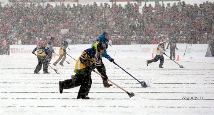 Красивые моменты из мира спорта (26 фото)