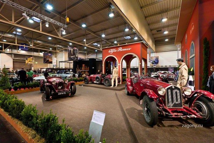 Международный тюнинговый автосалон Essen Motor Show (26 фото)