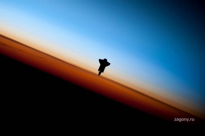 Лучшие космические фото 2010 года (32 фото)