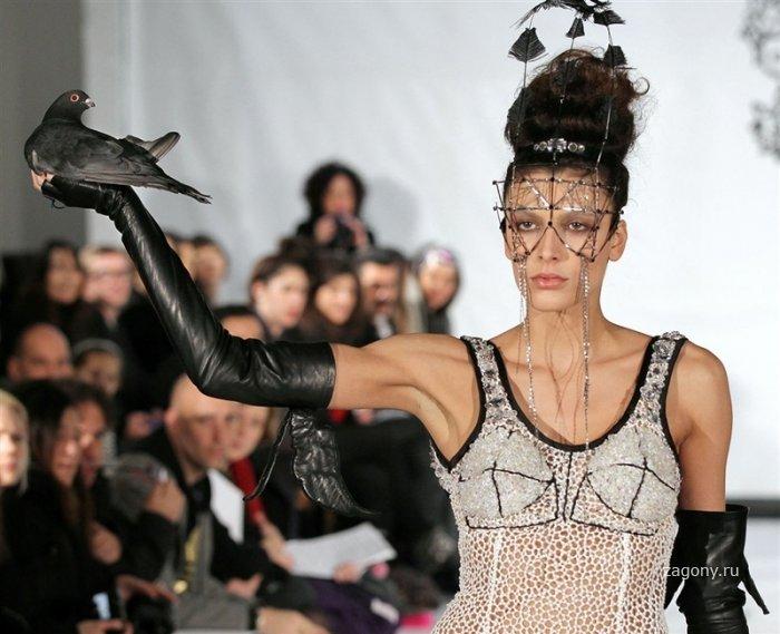 Неделя высокой моды в Париже (16 фото)