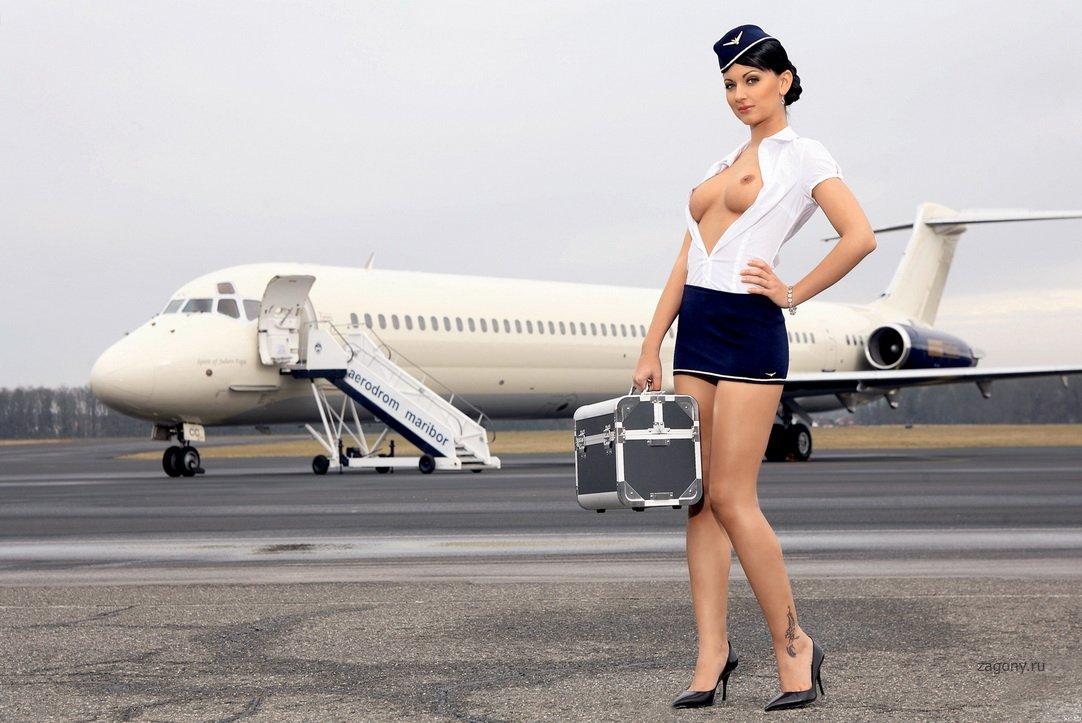 неожиданно голые стюардесса картинки это самом деле