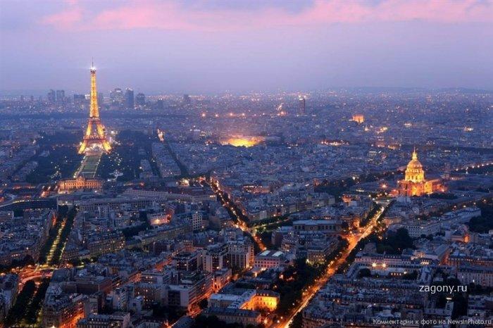 Париж (25 фото)