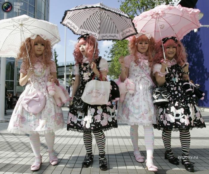 Лолиты из Японии (25 фото)