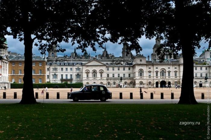 Издержки Лондона (7 фото)