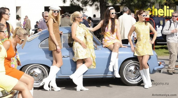 Фестиваль Goodwood Revival 2011 (28 фото)