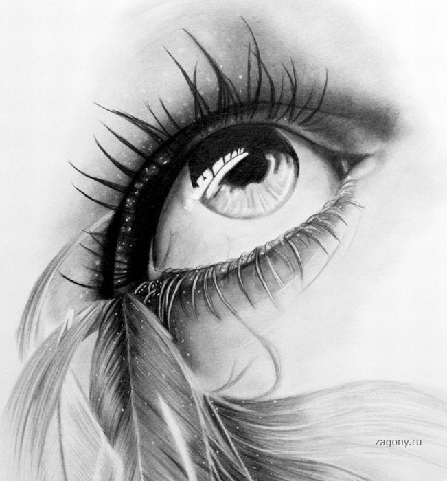 Влюбленной, ты очень красивая картинки карандашом