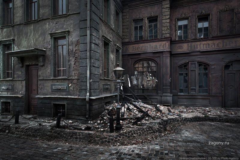мрачные дома москва для фотосессии называли бретфельдовым