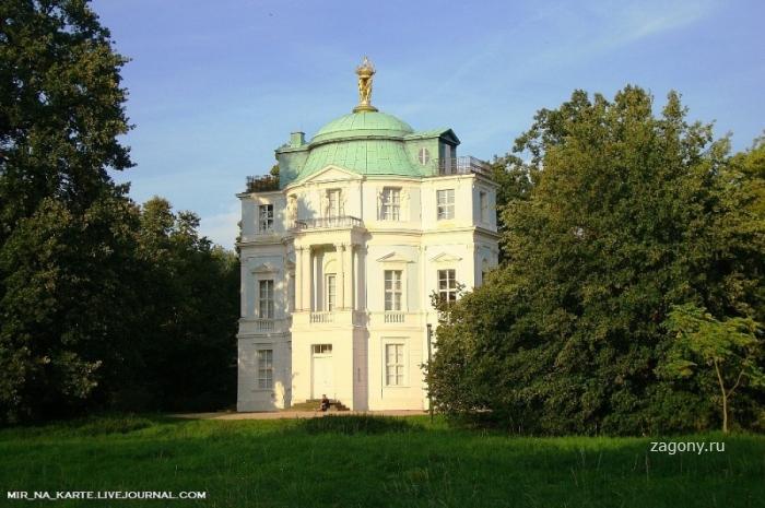Берлин. Дворец Шарлоттенбург (31 фото)