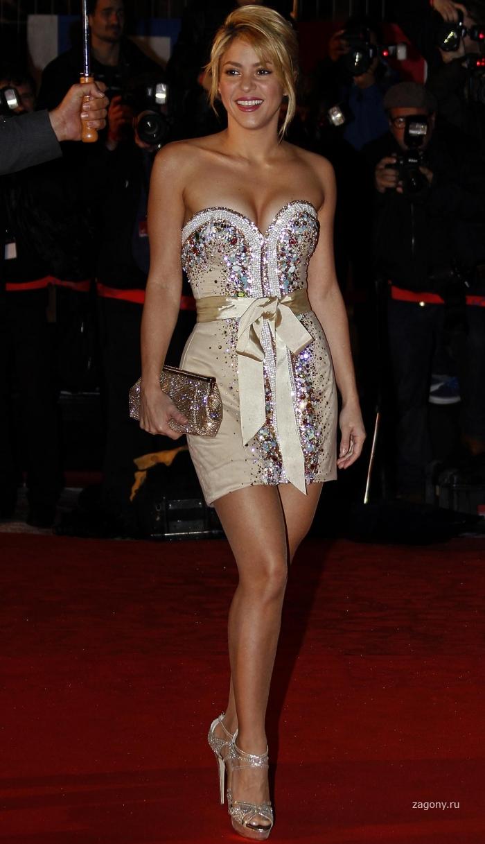 Shakira (17 фото)