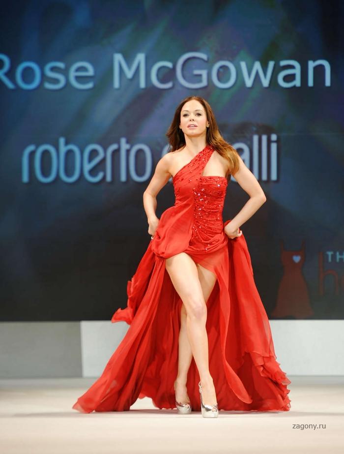 Роуз МакГоун (6 фото)