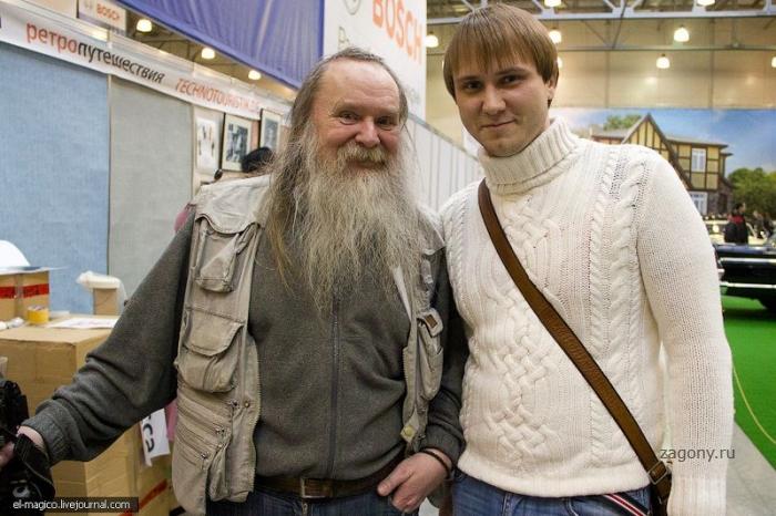 Олдтаймер Галлерея Ильи Сорокина 2012 (52 фото)