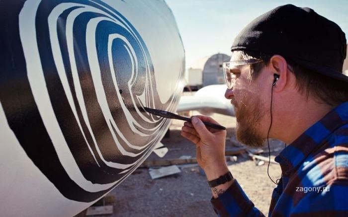 «Проект Boneyard»- новая жизнь списанных военных самолетов (16 фото)