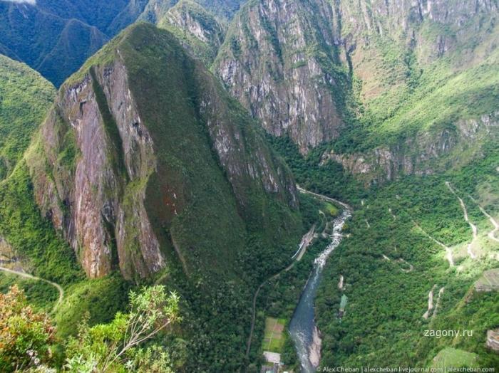 Разграбленный город империи инков (49 фото)