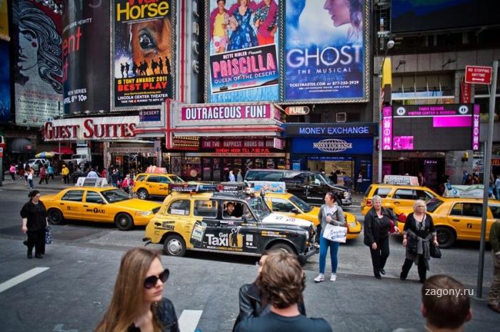 Кругосветное путешествие на такси (18 фото)