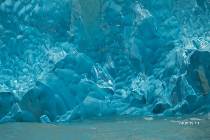 Голубые льды Перито-Морено (26 фото)