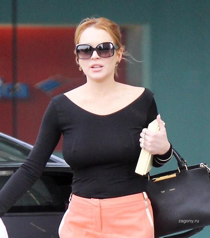 Lindsay Lohan (3 фото)
