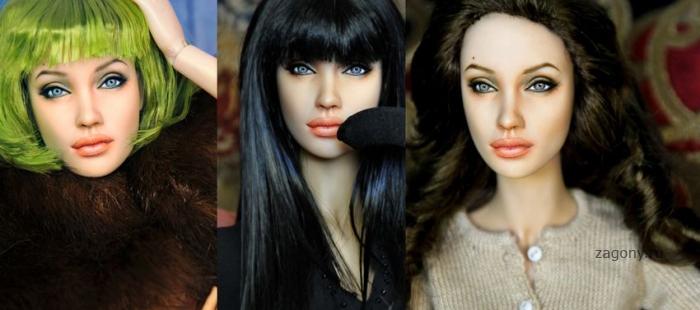 Новые лица кукол Ноэля Круза (45 фото)