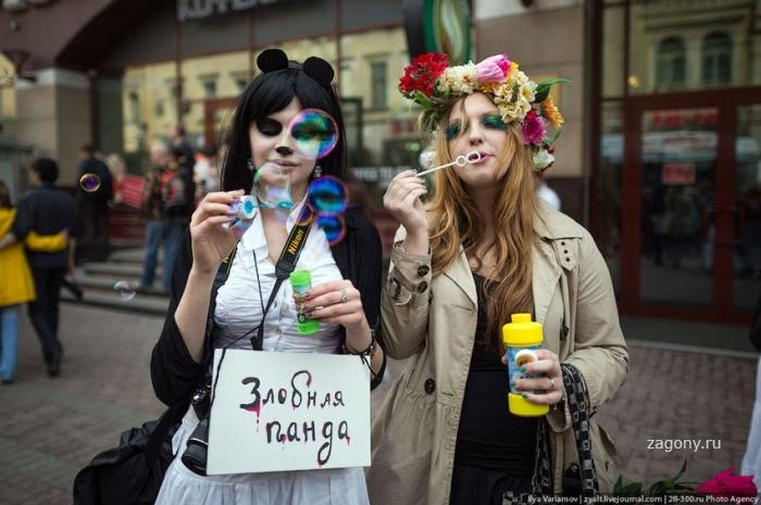 Парад мыльных пузырей или Дримфлеш! (32 фото)