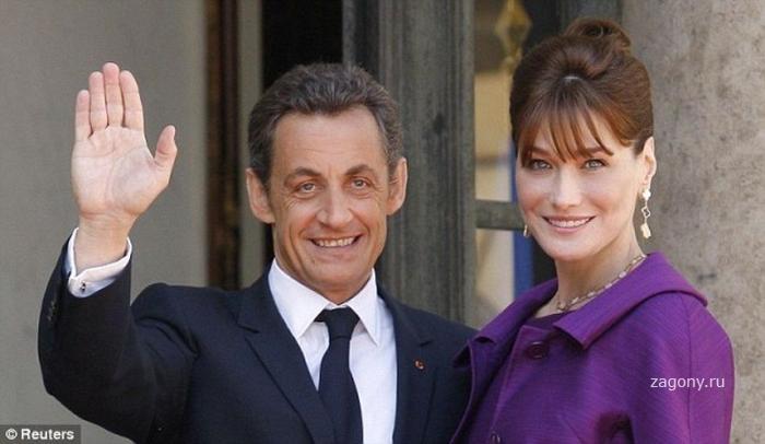 Что стало с первой леди Франции (9 фото)