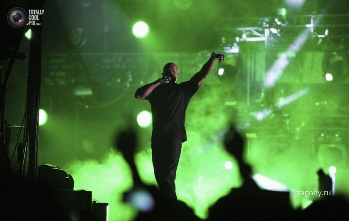 Музыкальный фестиваль Coachella Music Festival 2012 (40 фото)