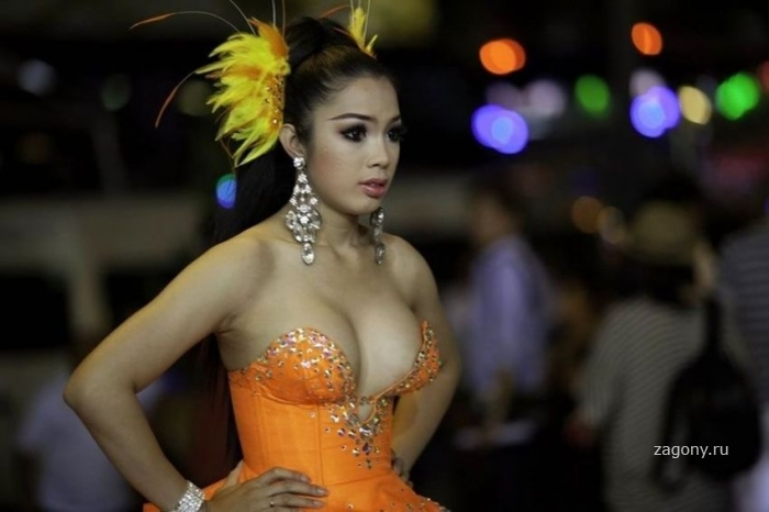 Конкурс красоты в Паттайе (18 фото)