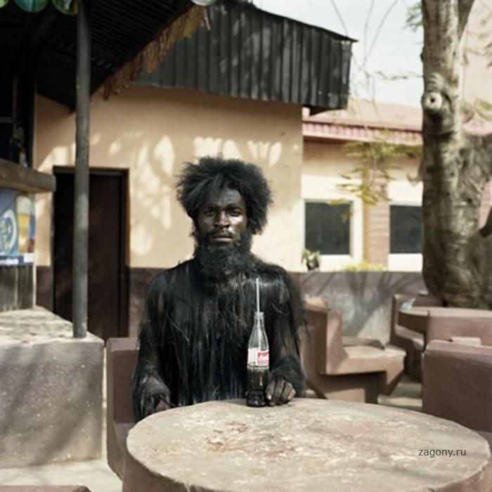 Актеры нигерийской киноиндустрии (31 фото)