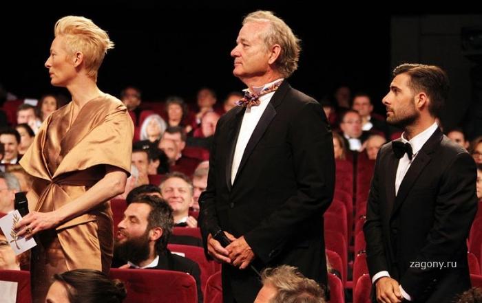 Открытие 65-го Каннского кинофестиваля (25 фото)