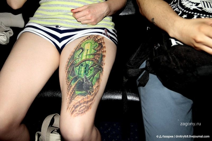 Международная конвенция тату (60 фото)